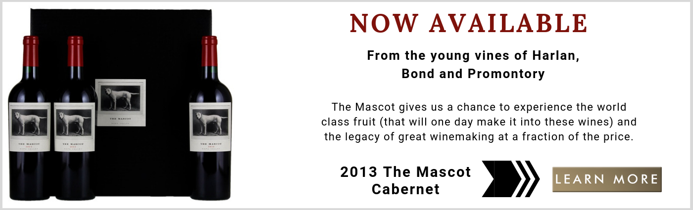 2013 The Mascot Cabernet