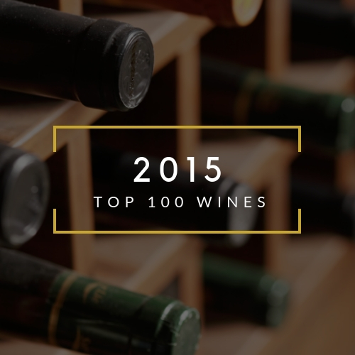2015 Wine Spectrum Top 100 Wines