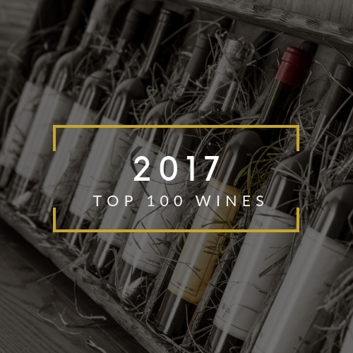 2017 Wine Spectrum Top 100 Wines