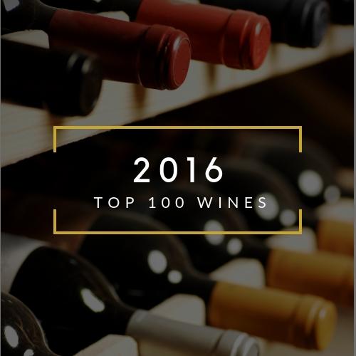 2016 Top 100 Wines