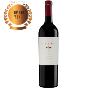 2016 Titus Cabernet Top 100 Wine