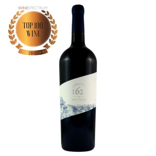 Fortune 1621 Cabernet #9 Wine 2018 Top 100