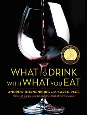 Book Cover: What to Drink with what you Eat