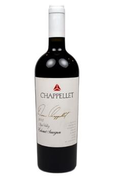 Chappellet Bottle - Top Wine of 2020